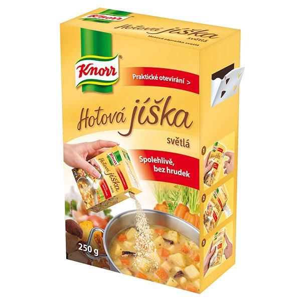 Knorr Hotová jíška světlá 0,25 kg