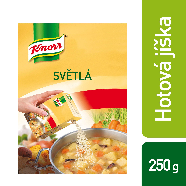Knorr Hotová jíška světlá 0,25 kg -