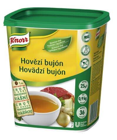 Knorr Hovězí bujón 0,9 kg
