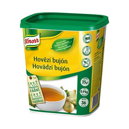 Knorr Hovězí bujón 0,9 kg -
