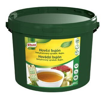 Knorr Hovězí bujón 7 kg