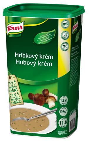 Knorr Hříbkový krém 1,3 kg