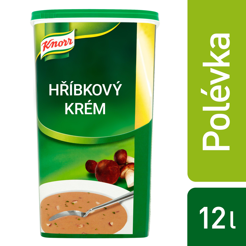 Knorr Hříbkový krém 1,3 kg -