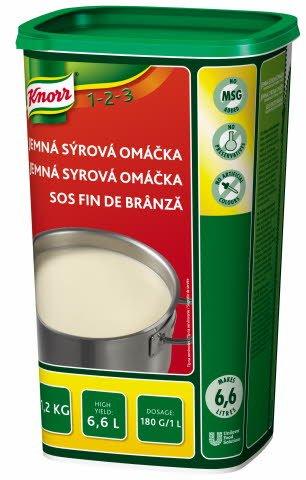 Knorr Jemná sýrová omáčka 1,2 kg