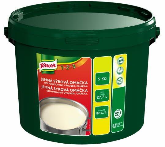 Knorr Jemná sýrová omáčka 5 kg