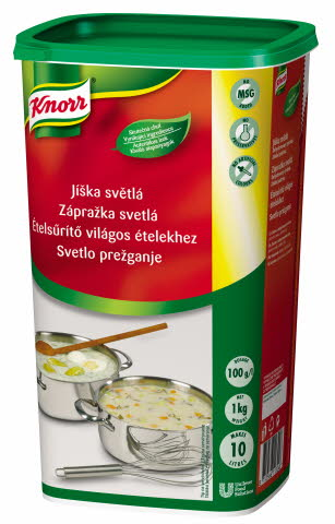 Knorr Jíška světlá 1 kg