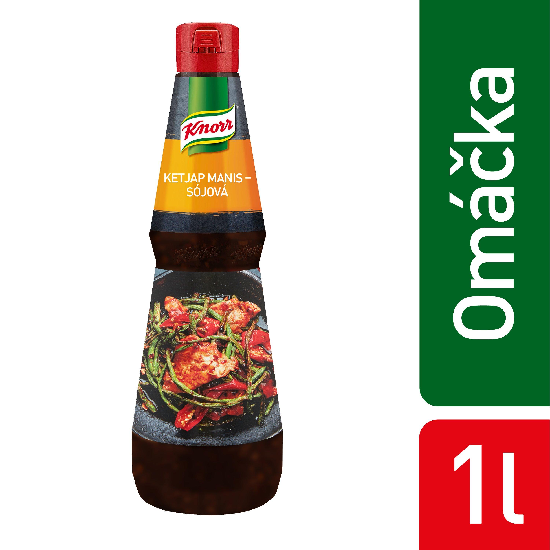 Knorr Ketjap Manis - Sójová omáčka 1 l