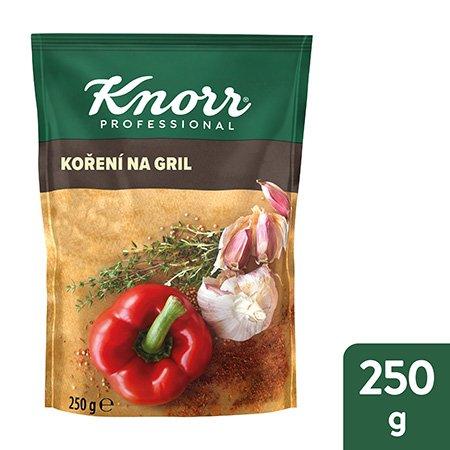 KNORR Koření na gril s přírodními ingrediencemi 250 g  -