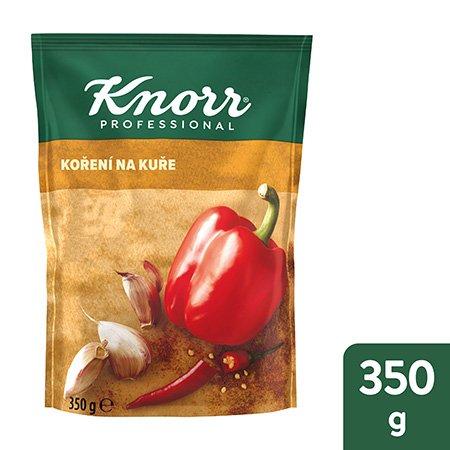 KNORR Koření na kuře s přírodními ingrediencemi 350 g  -
