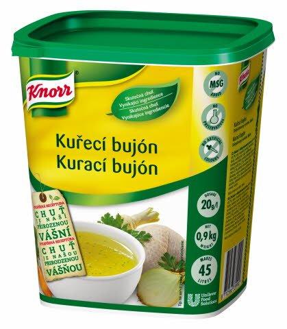 Knorr Kuřecí bujón 0,9 kg -