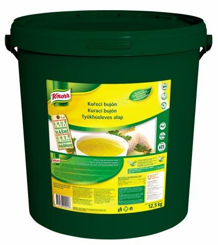 Knorr Kuřecí bujón 12,5 kg