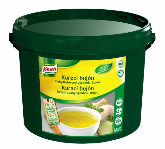 Knorr Kuřecí bujón 6,5 kg -