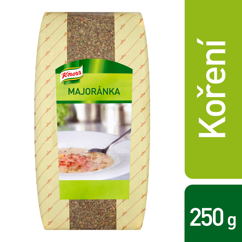 Knorr Majoránka 0, 25 kg -