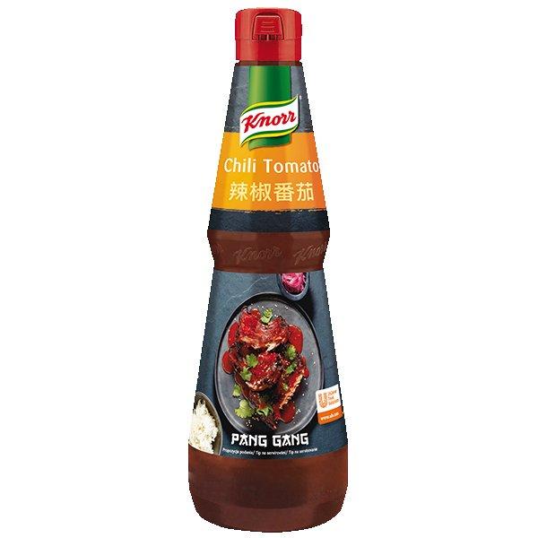 Knorr Pang Gang - Omáčka chilli a rajčata 1 l