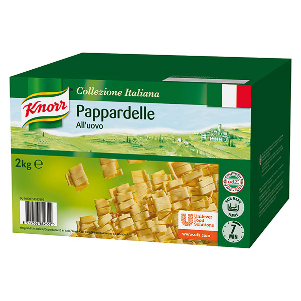 Knorr Pappardelle 2 kg