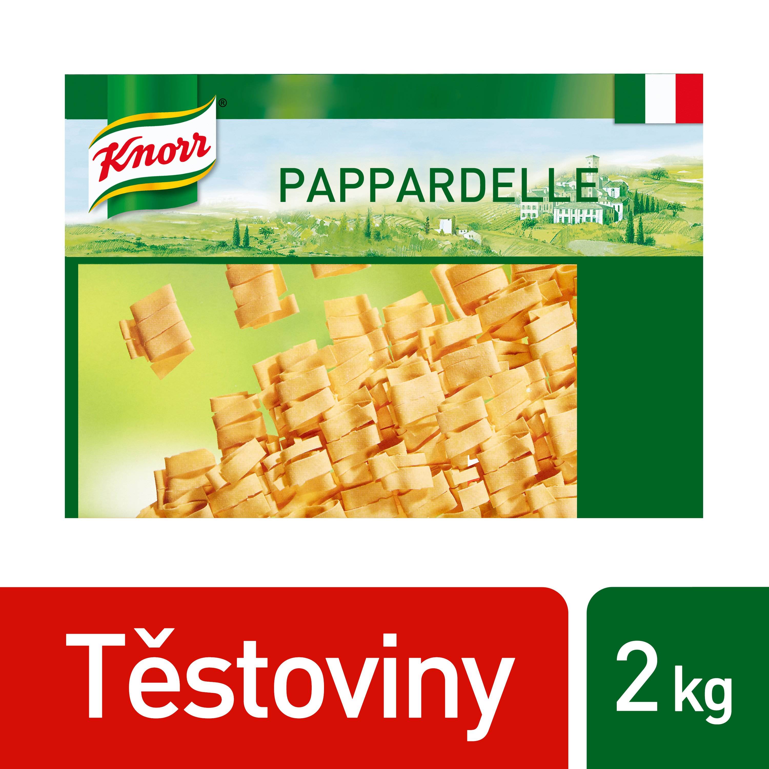 Knorr Pappardelle 2 kg -