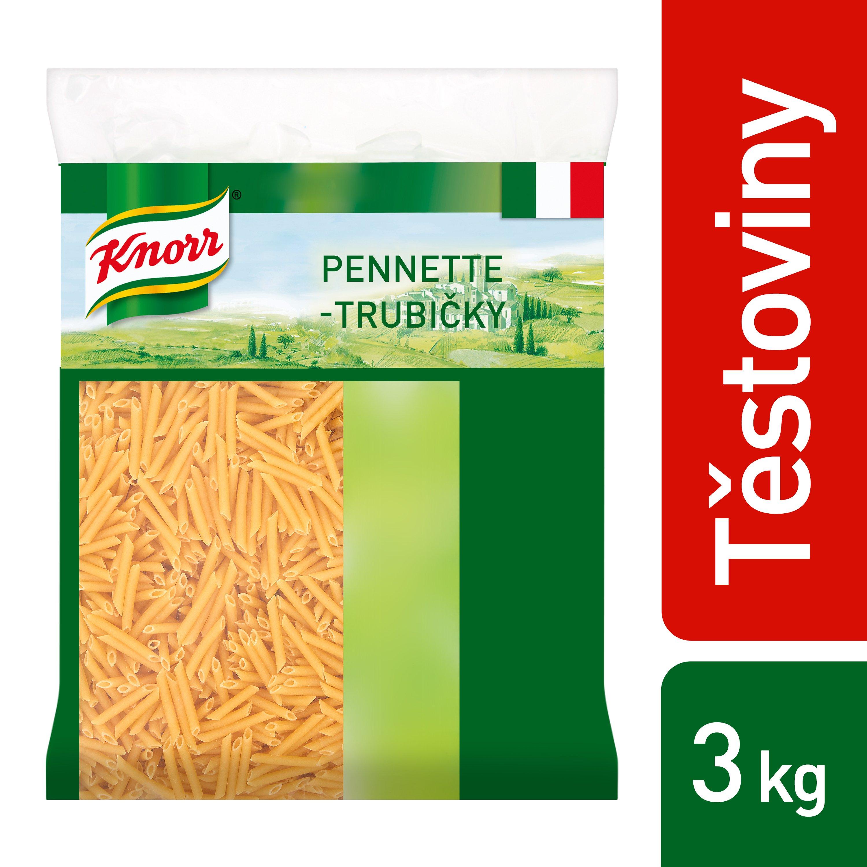 Knorr Pennette - trubičky 3 kg -