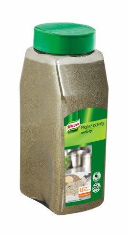 Knorr Pepř černý mletý 0,5 kg