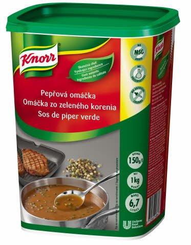 Knorr Pepřová omáčka 0,85 kg