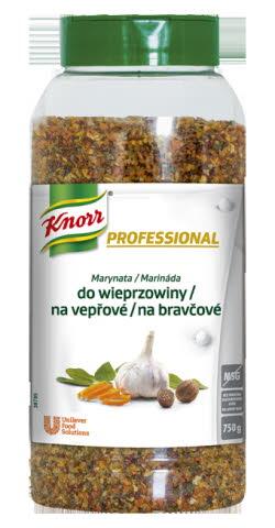 Knorr Professional Marináda na vepřové 0,75 kg