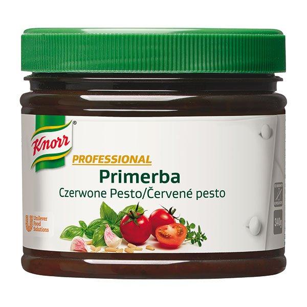 Knorr Professional Primerba Červené Pesto 0,34 kg