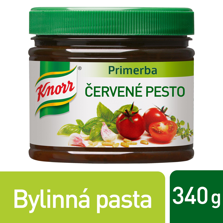 Knorr Professional Primerba Červené Pesto 0,34 kg -