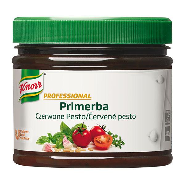 Knorr Professional Primerba Červené Pesto 340 g