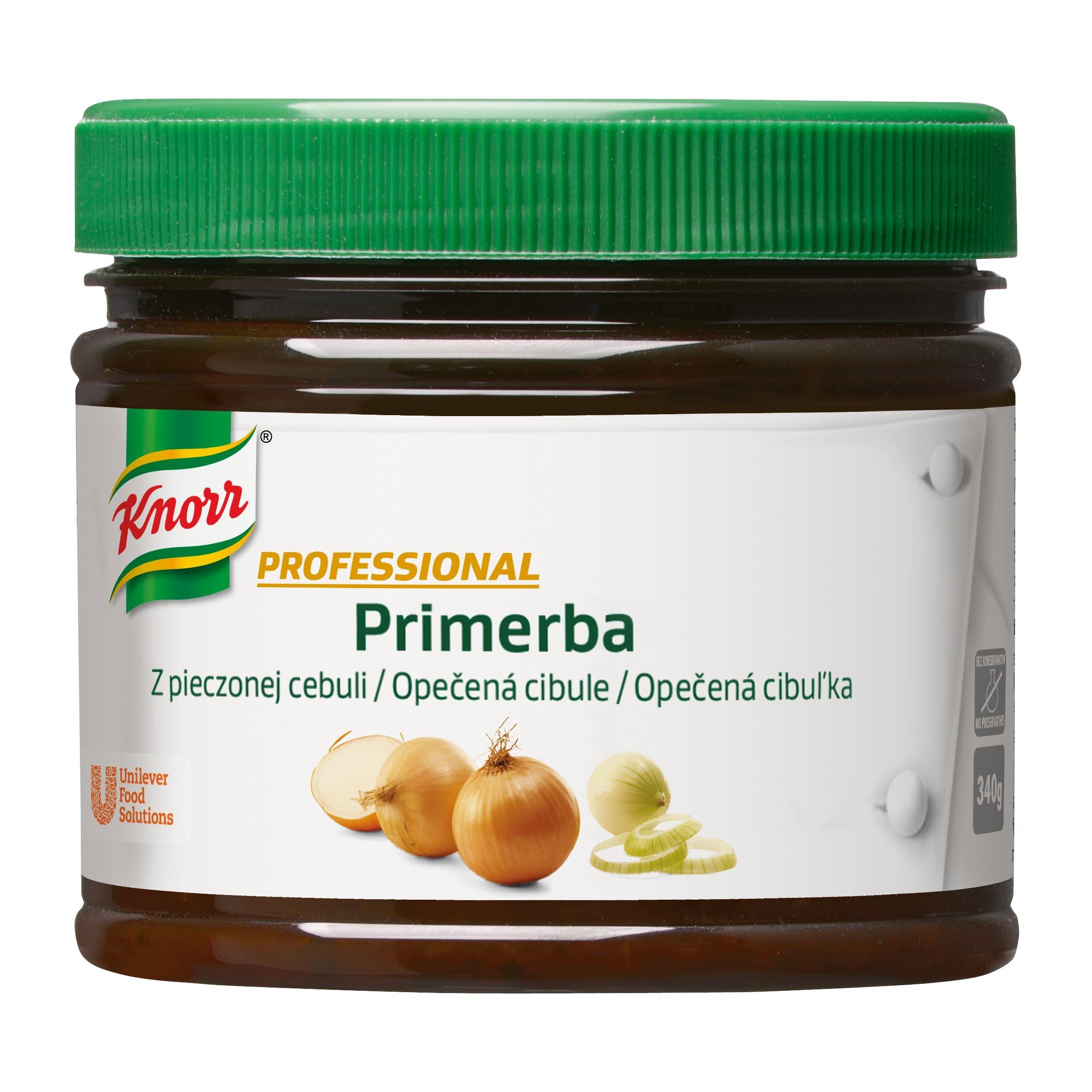 Knorr Professional Primerba Opečená cibule 0,34 kg