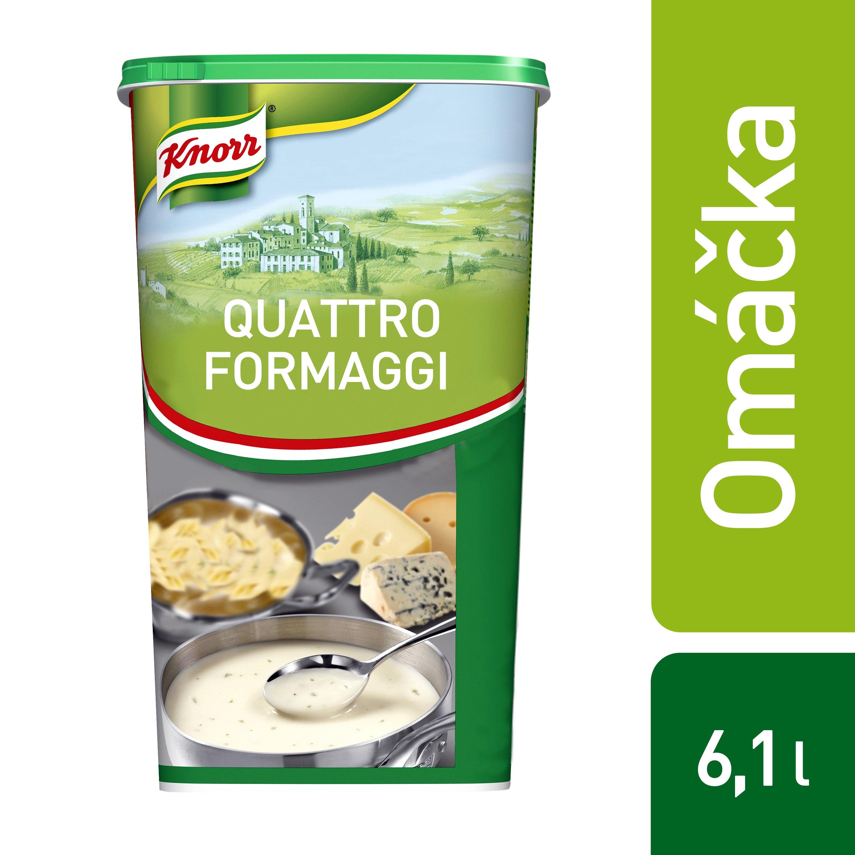 Knorr Quattro Formaggi 1,2 kg