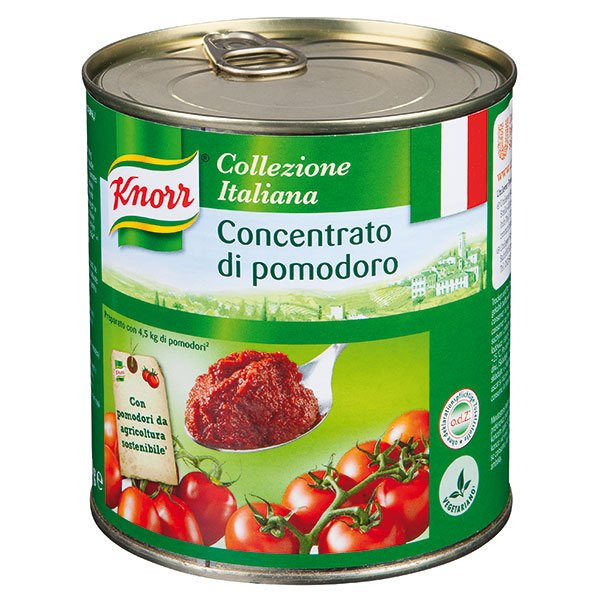 Knorr Rajčatový protlak 0,8 kg
