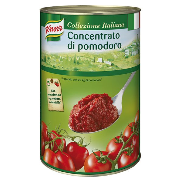 Knorr Rajčatový protlak 4,5 kg