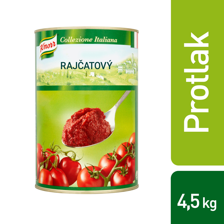 Knorr Rajčatový protlak 4,5 kg -