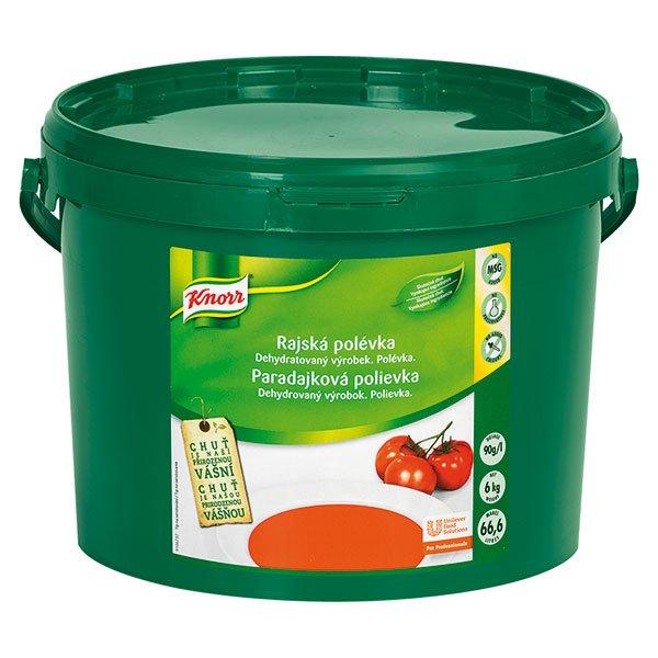 Knorr Rajská polévka 6 kg -