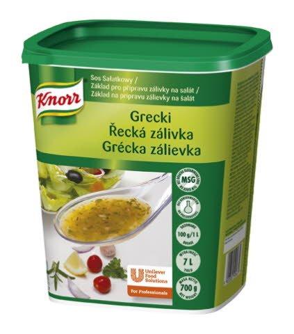 Knorr Řecká zálivka 700 g -