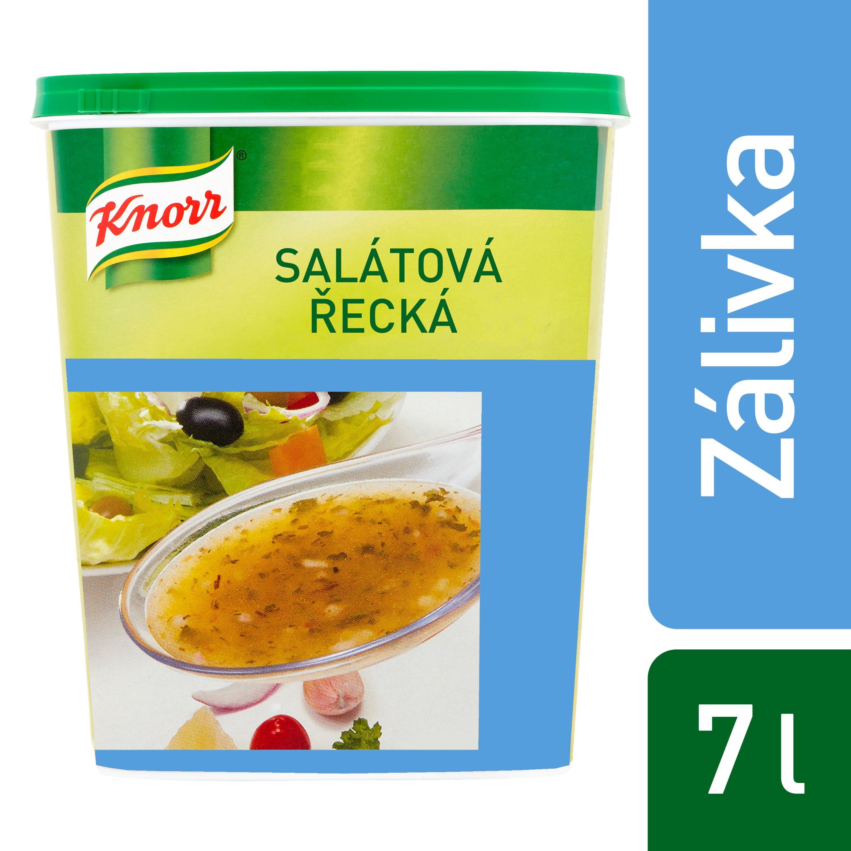 Knorr Řecká zálivka 700 g