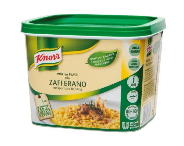 Knorr Šafránová pasta 0,8kg