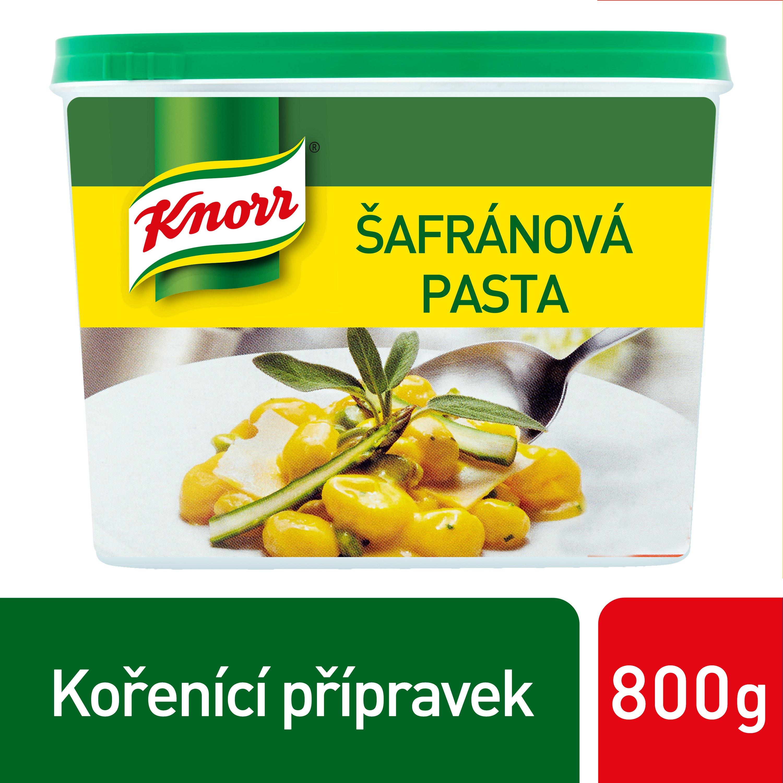 Knorr Šafránová pasta 0,8kg -