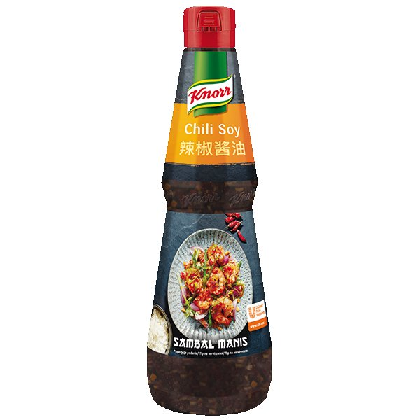Knorr Sambal Manis - Omáčka chilli a sója 1 l