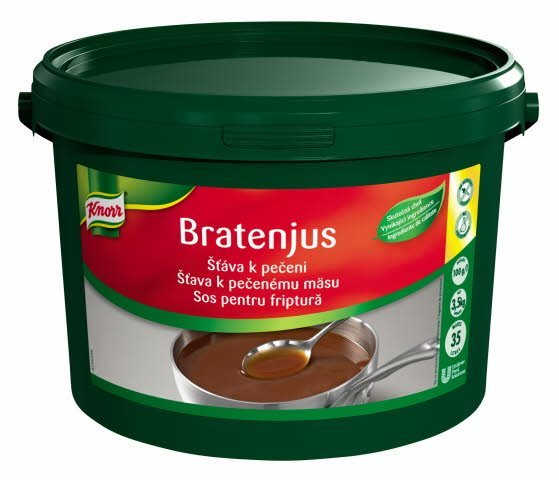 Knorr Šťáva k pečeni - Bratenjus 3,5 kg