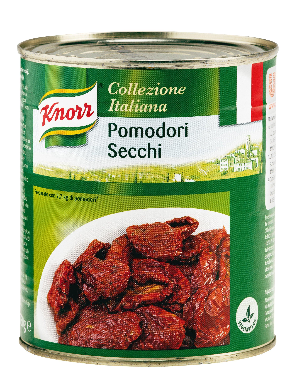 Knorr Sušená rajčata v oleji 0,75 kg