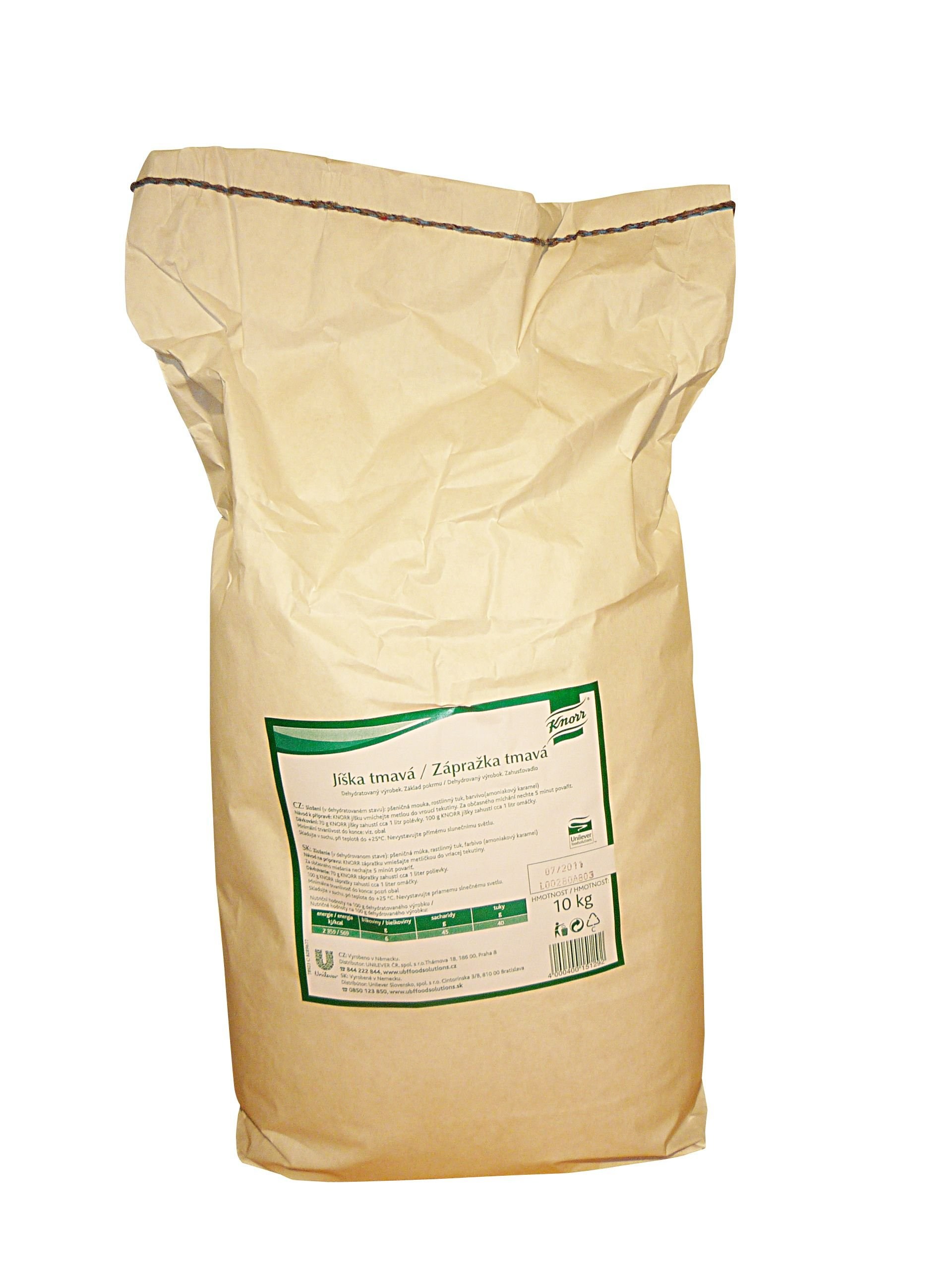 Knorr Tmavá jíška 10 kg