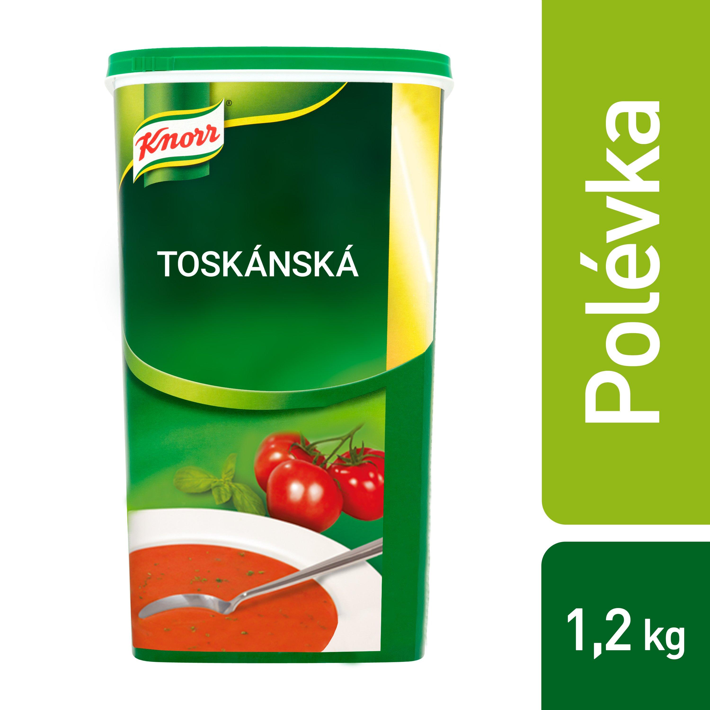 Knorr Toskánská tomatová polévka s bylinkami 1,2 kg -