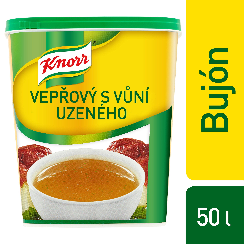 Knorr Vepřový bujón s vůní uzeného 1 kg -