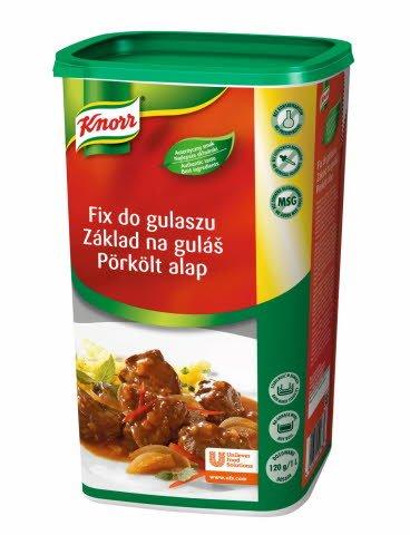Knorr Základ na guláš 1,1 kg