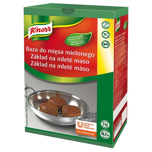 Knorr Základ na mleté maso 2 kg
