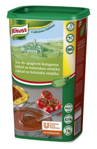 Knorr Základ pro boloňskou omáčku 1kg