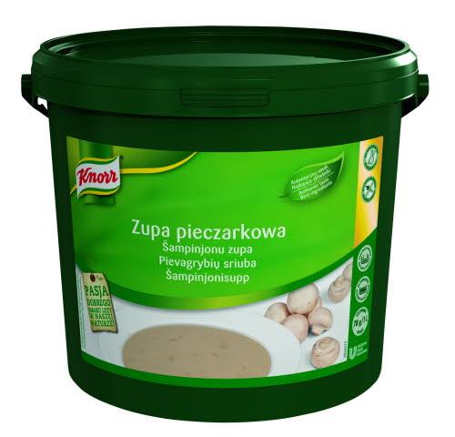 Knorr Žampiónová polévka 3 kg