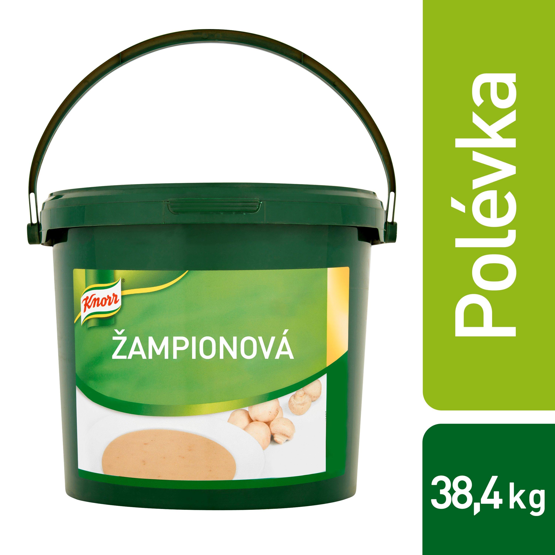 Knorr Žampionová polévka 3 kg -