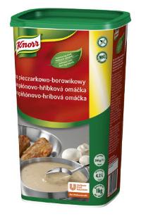 Knorr Žampiónovo-hříbková omáčka 1kg