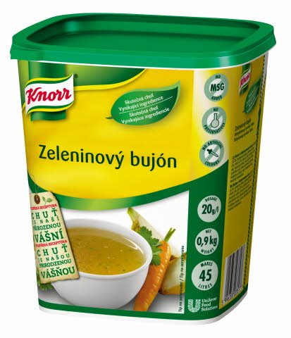 Knorr Zeleninový bujón 0,9 kg